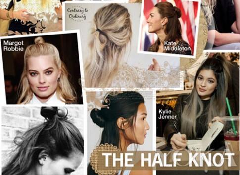 Trẻ ra 10 tuổi với xu hướng tóc thu đông 2015