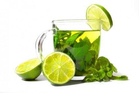Trị hôi nách bằng trà xanh và chanh để tự tin gợi cảm