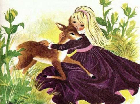 Truyện cổ tích: Anh và em gái