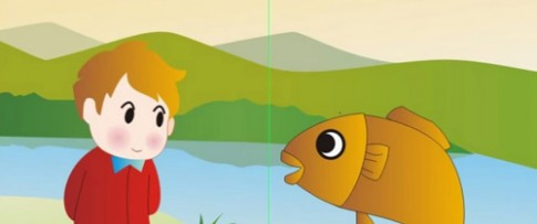 Truyện cổ tích: Con thỏ biển