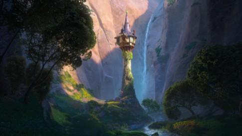 Truyện cổ tích: Rapunzel - nàng công chúa tóc mây
