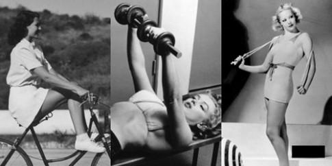 Tuyệt chiêu cách giảm cân giữ dáng của phụ nữ xưa