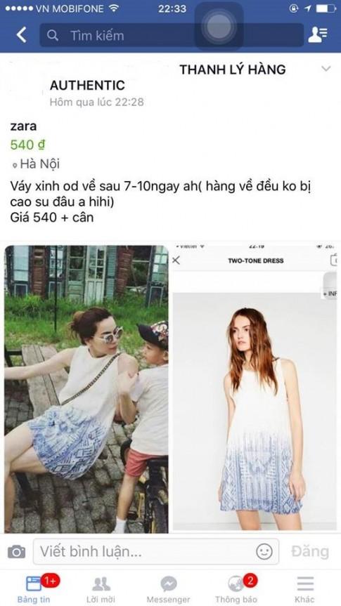 Váy áo giá rẻ của Hồ Ngọc Hà khiến chị em phát sốt