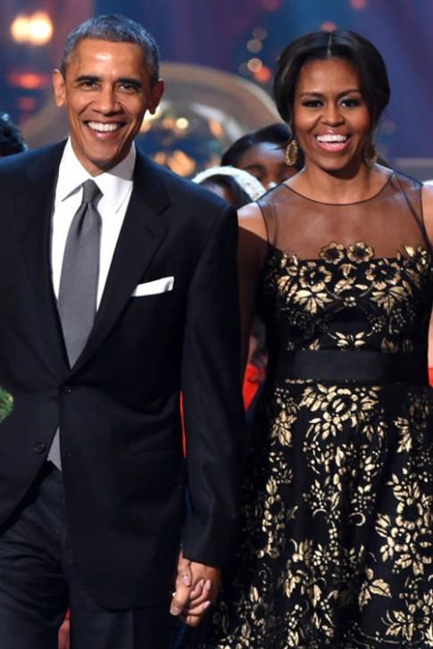 Vợ chồng TT Obama là cặp đôi thời trang quyền lực nhất thế giới