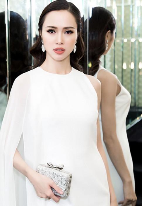 Vũ Ngọc Anh, Nguyễn Thị Loan trang điểm mắt cuốn hút