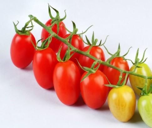 Xếp cà chua hình trái tim cho Valentine trong 1 phút
