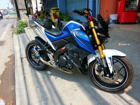 Yamaha M-Slaz trang bị nhẹ một số đồ chơi độ kiểng nổi bật