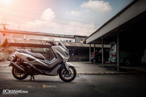 Yamaha NMax đầy sang trọng cùng dàn đồ chơi hàng khủng