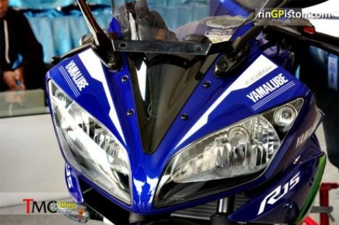 Yamaha R15 V3.0 tiếp tục lộ thông tin và tương lai khối động cơ 150cc