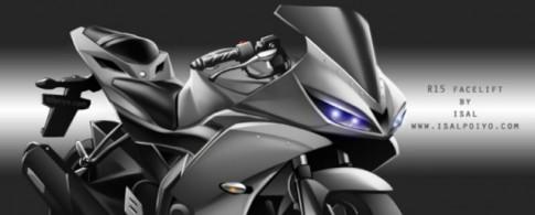 Yamaha R15 V3.0 tiếp tục lộ thông tin về Công Suất