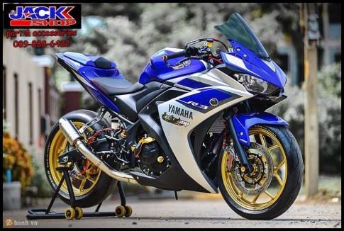 Yamaha R3 độ cực chất đến từ Jackshop Ladprao71