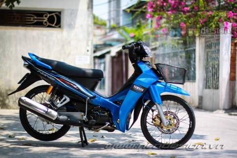 Yamaha sirius do kieng phien ban hoc sinh
