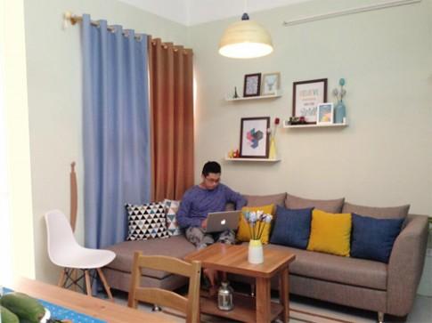 3 căn hộ 60 m2 nhỏ nhưng tiện ích