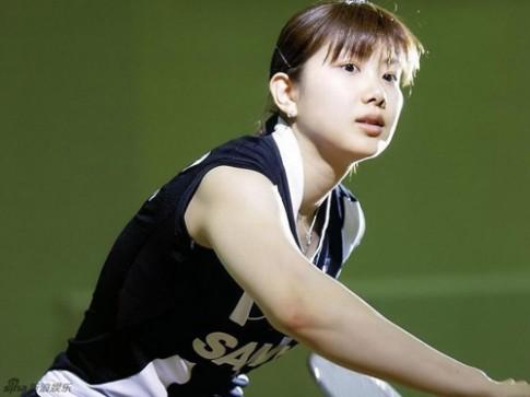 3 mỹ nữ thể thao nóng bỏng nhất Nhật Bản