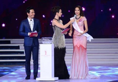 3 trùng hợp thú vị ở chung kết Hoa hậu Hoàn vũ VN