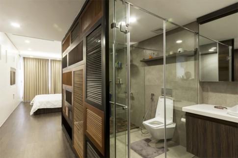 4 bước cải tạo nhà tắm chung cư để không bị đội chi phí