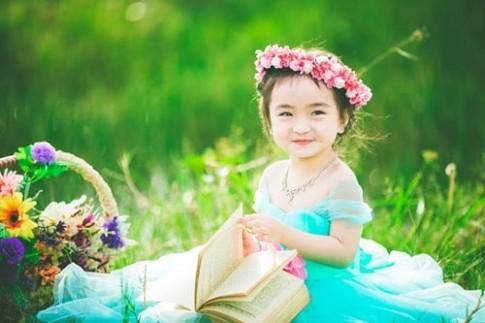4 em bé Việt nổi tiếng sở hữu má lúm đồng tiền cực duyên