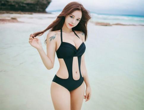 """4 hot girl Hàn Quốc có dáng sexy """"không thể tin nổi"""""""