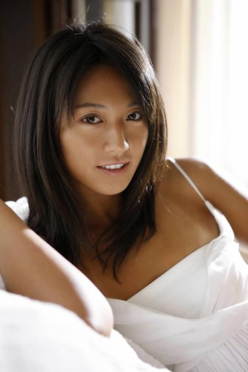 4 mỹ nữ thể thao Nhật Bản gợi cảm không kém mẫu nội y
