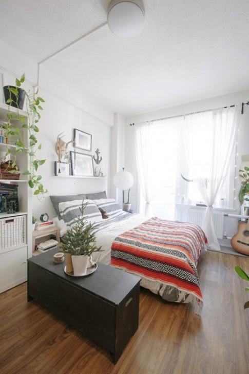 5 cách bố trí căn hộ nhỏ hẹp
