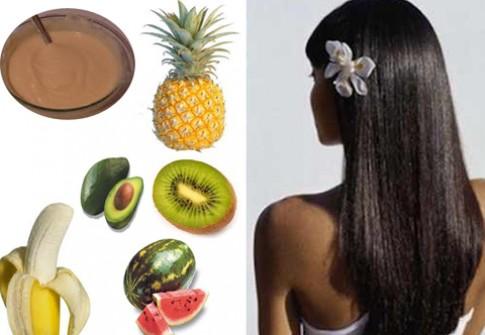 5 công thức mặt nạ tóc mùa thu