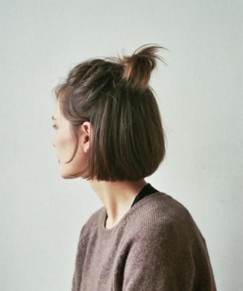 5 kiểu tóc xinh và siêu đơn giản cho nàng tóc ngắn