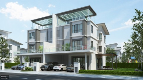 5 tỷ có làm được nhà 4 tầng ở Sài Gòn
