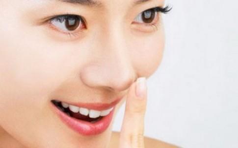 6 bài tập giúp mũi cao, thẳng không cần sửa
