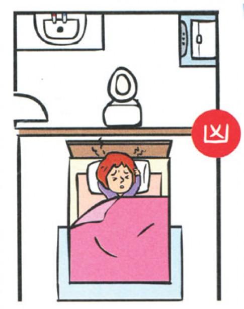 7 cấm kị phòng vệ sinh ô uế đừng nên quên