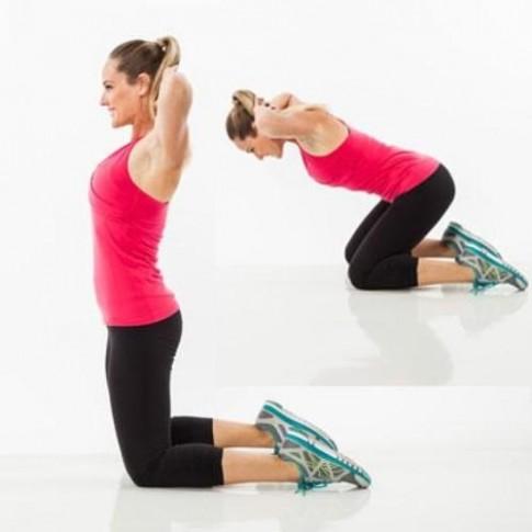 8 Bài tập thổi bay cơn đau lưng