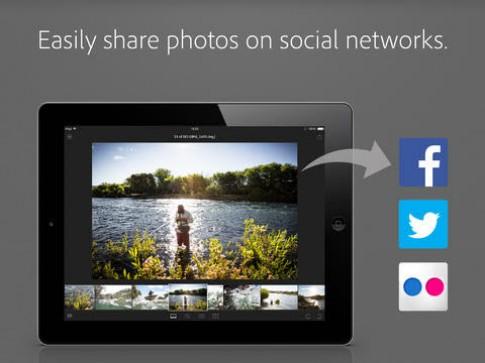 Adobe tung loạt ứng dụng chỉnh sửa ảnh miễn phí cho iOS