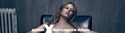 Alexander Wang gay song gio boi quang cao tao bao