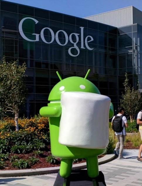 Android M phiên bản chính thức có tên Android 6.0 Marshmallow