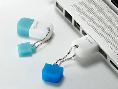 Apacer giới thiệu USB phiên bản... 'viên kẹo ngọt'