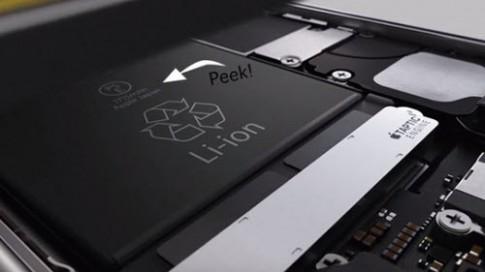 Apple hạ cấp dung lượng pin trên iPhone 6S và 6S Plus?