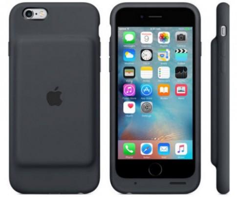 Apple lần đầu bán ốp lưng kiêm pin dự phòng cho iPhone