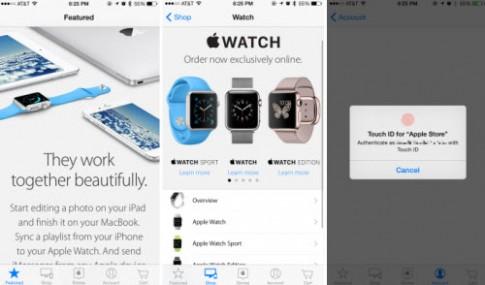 Apple Store có thêm 2 tùy chọn bảo mật cao cấp