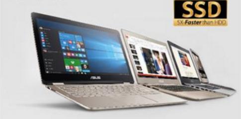 Asus tung loạt nâng cấp đáng giá cho laptop