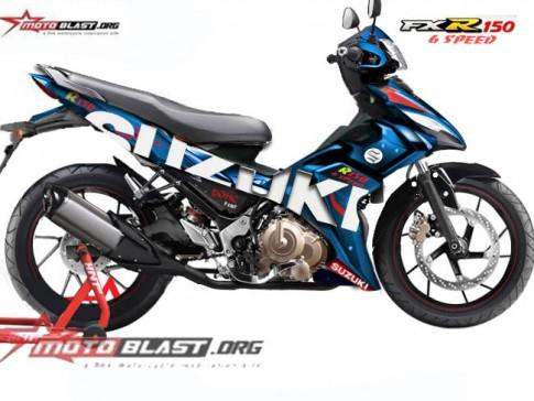 Bạn có muốn Suzuki Fx150 ra đời?
