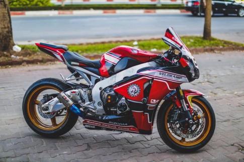 Ban do day phong cach cua sieu bo Honda CBR1000RR