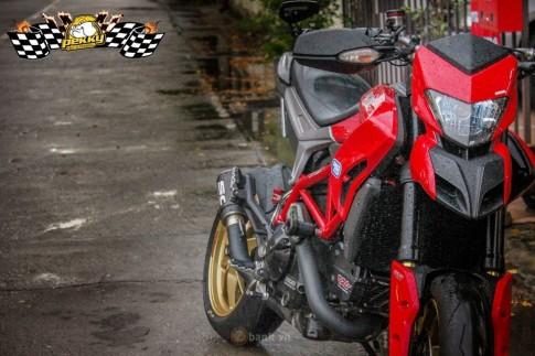Ban do sang chanh cua ong hoang duong pho Ducati Hypermotard