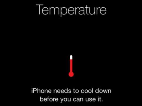 Bảo vệ iPhone khi thời tiết nắng nóng
