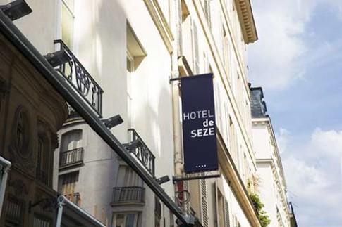 Bắt chước khách sạn Paris xây nhà siêu chuẩn