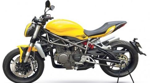 Benelli chuẩn bị ra mắt hai mẫu nakedbike mới 750 và 900 phân khối