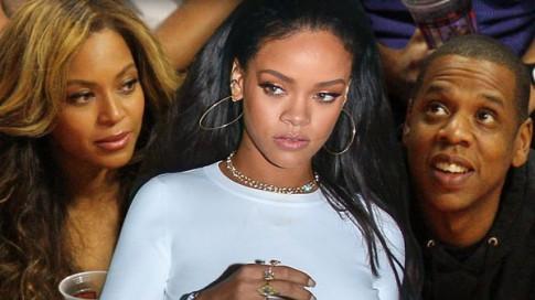 Beyonce và Jay Z từng chia tay nhau 1 năm vì Rihanna