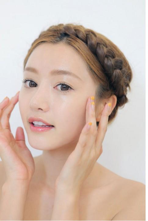 Bí mật làn da không tuổi của phụ nữ Hàn