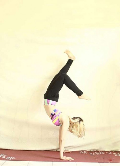 Bí quyết da đẹp, dáng thon của tín đồ yoga Biên Hòa