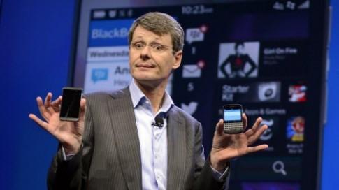 BlackBerry bị thâu tóm với giá 4,7 tỉ USD
