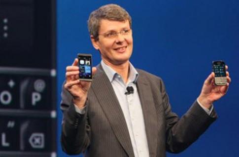 """BlackBerry: """"Hãy tin tưởng chúng tôi!"""""""