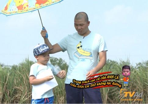 Bố ơi mùa 3: Mới tập 2, con Hải Anh và Phạm Anh Khoa đã xung đột